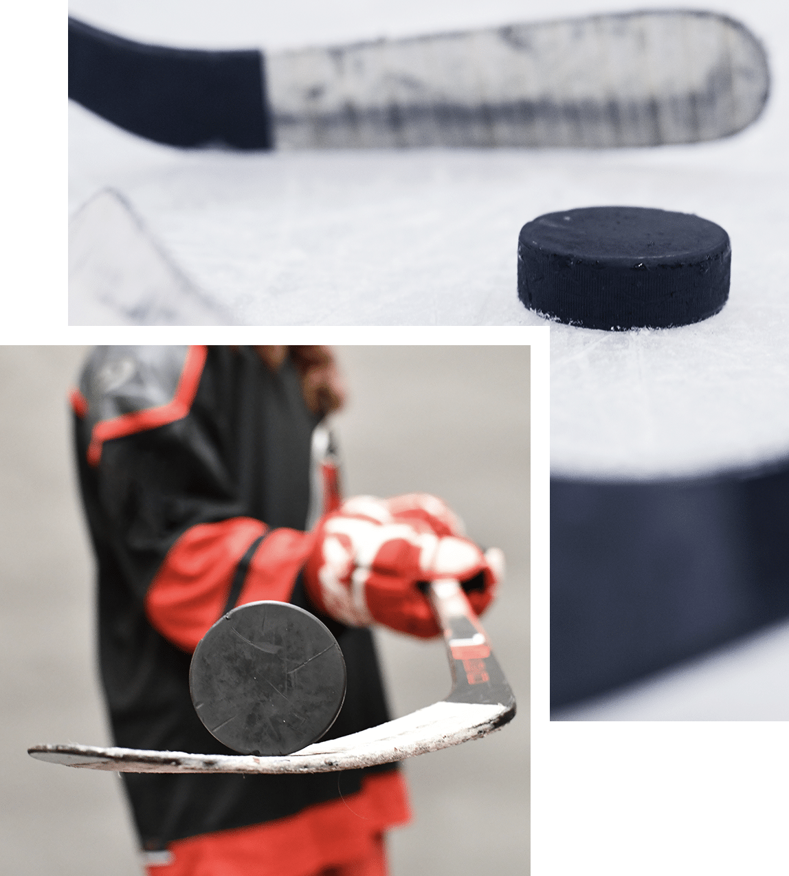 Stick and Puck